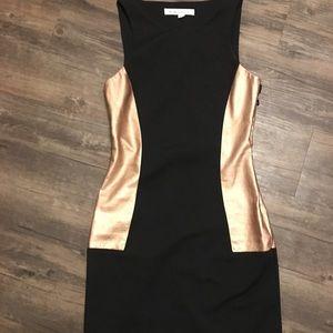 BCBG Black and Rose Gold/Copper
